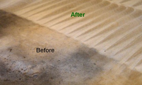 Oil And Grease Stains Removal Services In Houston