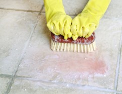 area rugs cleaning houston, scrub tile and grout